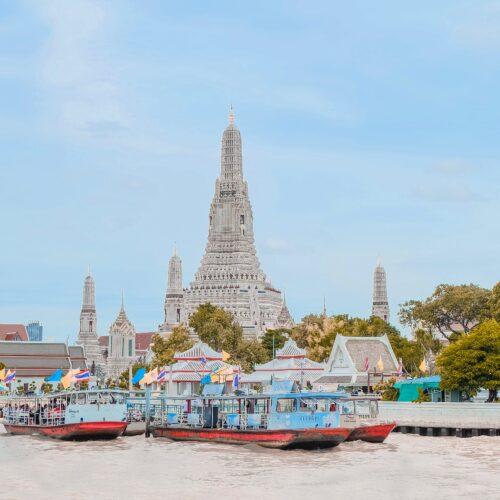 Tự lên kế hoạch tình nguyện 1 tháng ở Thái Lan với chi phí 3 triệu