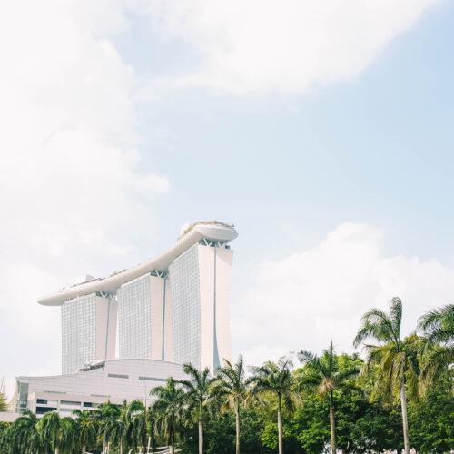 Một ngày lang thang ở Singapore