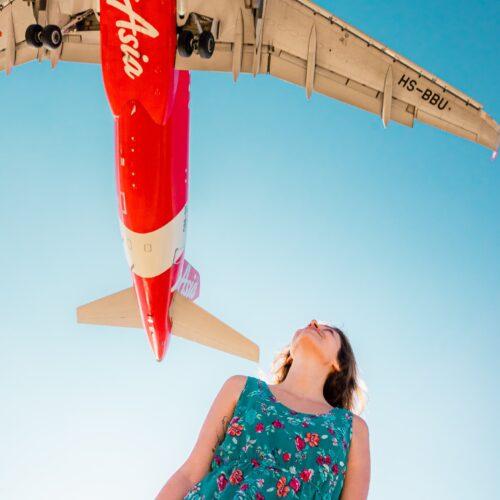 Kinh nghiệm đi máy bay dành cho dân du lịch